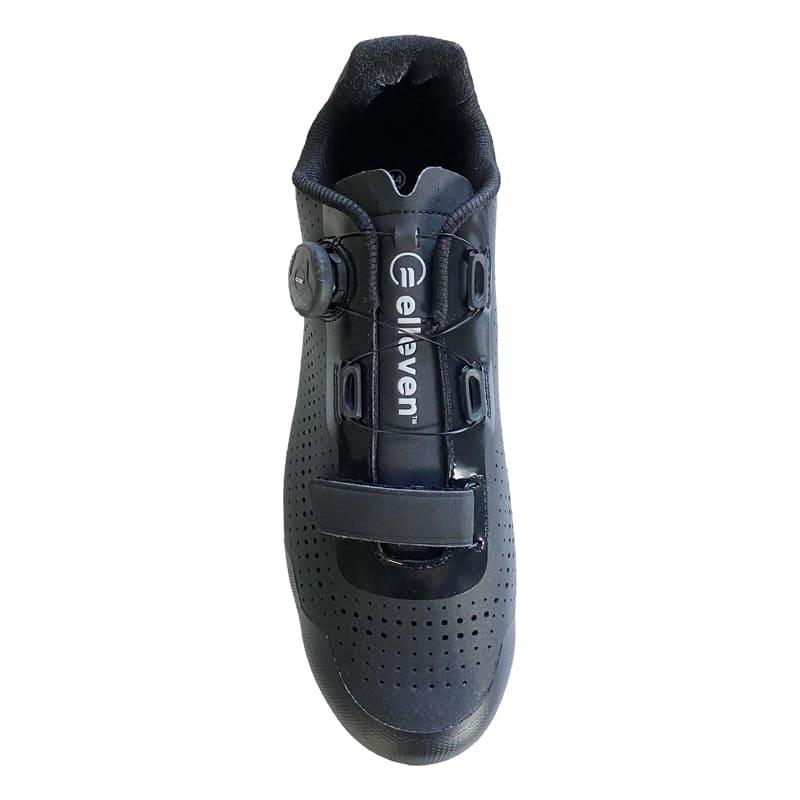 Sapatilha Mtb Ciclismo Elleven Disco Preta + Pedal Wellgo M919