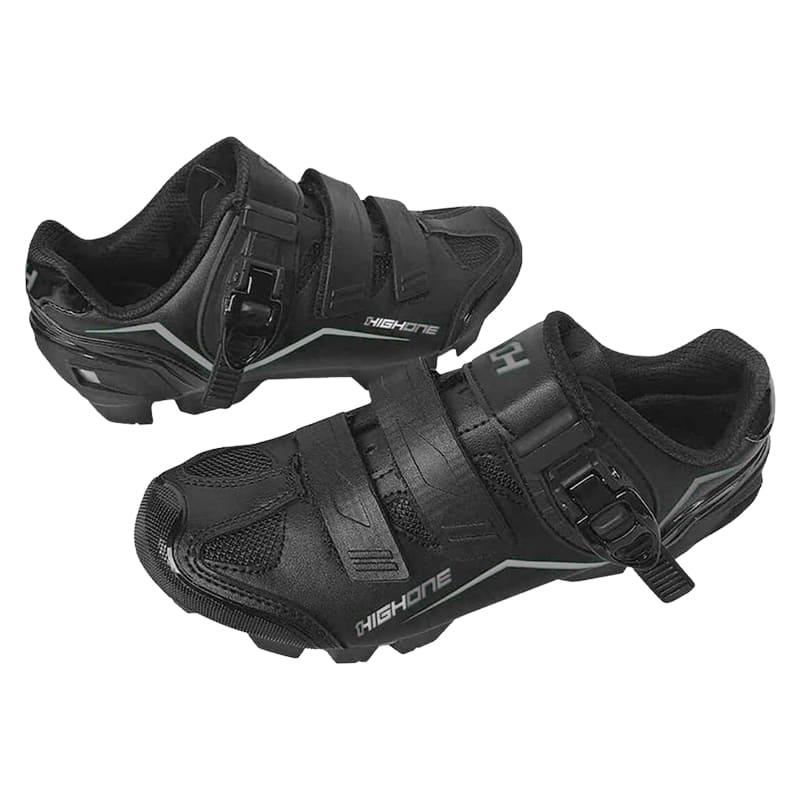Sapatilha Mtb Ciclismo High One Feet Preta