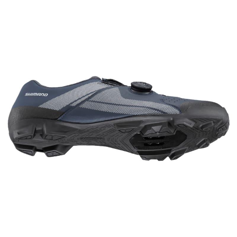Sapatilha Mtb Ciclismo Shimano Xc300 Azul
