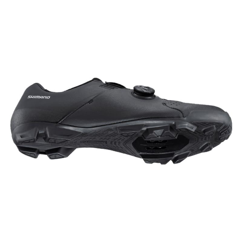 Sapatilha Mtb Ciclismo Shimano Xc300 Preta + Tacos Mtb