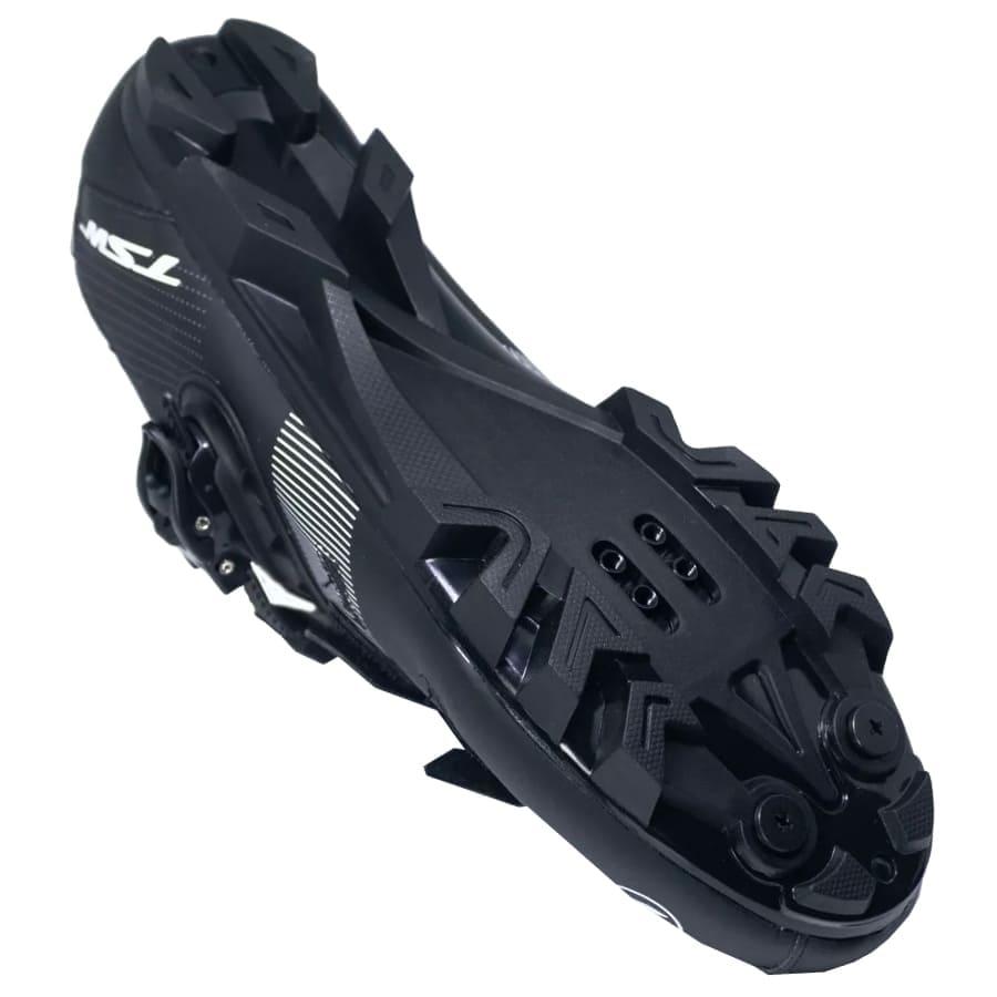 Sapatilha Mtb Ciclismo Tsw Cave II + Pedal Wellgo M919