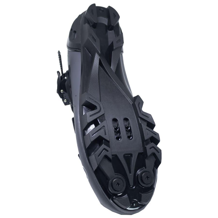 Sapatilha Mtb Ciclismo Tsw Rocket II + Pedal Wellgo M919