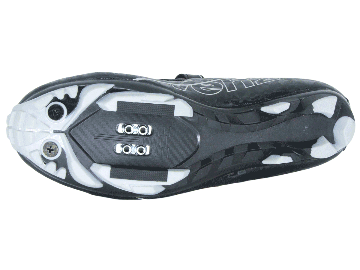 Sapatilha Mtb Ciclismo Venzo Evo Vsx Preto + Pedal Shimano T421