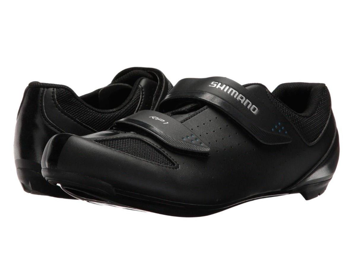 Sapatilha Speed Ciclismo Shimano Sh - RP100 + Pedal Wellgo R096B