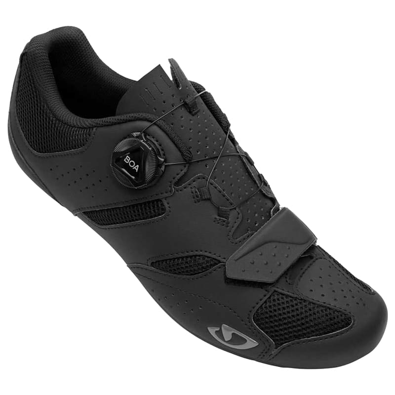 Sapatilha Speed Ciclismo Giro Savix II + Pedal Clip Shimano RS500