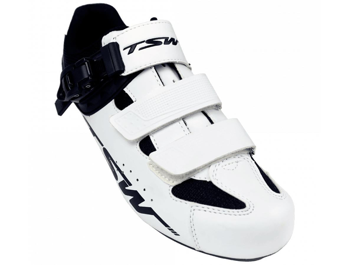 Sapatilha Speed Ciclismo Tsw Rocket Branca
