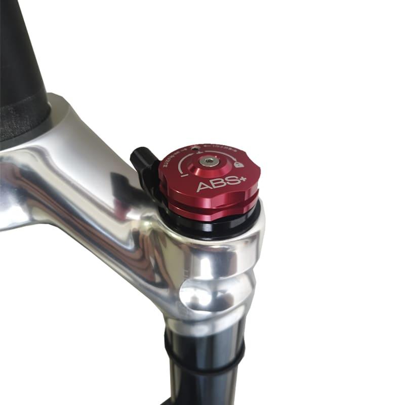 Suspensão de Bike Manitou R7 Pro Boost 15 mm Mtb Trava Guidão