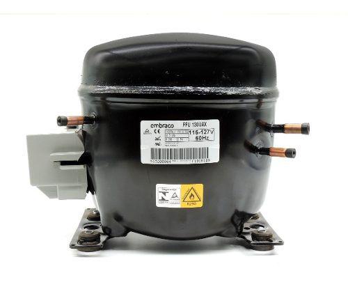 Motor para geladeira e freezer Compressor  FFU130AUX Gás R-290  127 volts original e novo