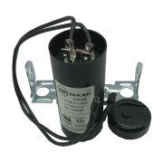 Capacitor de partida  para motor de geladeira Embraco 88-108 MFD C335 220 v