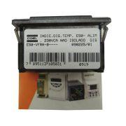 Termômetro Indicador de temperatura coel  230 V  E50