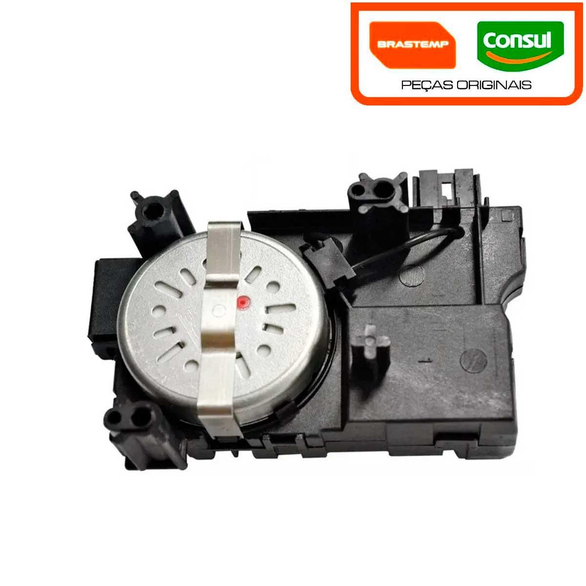 Atuador De Freio Para Maquina Lavar Brastemp Consul  127volts W10518616