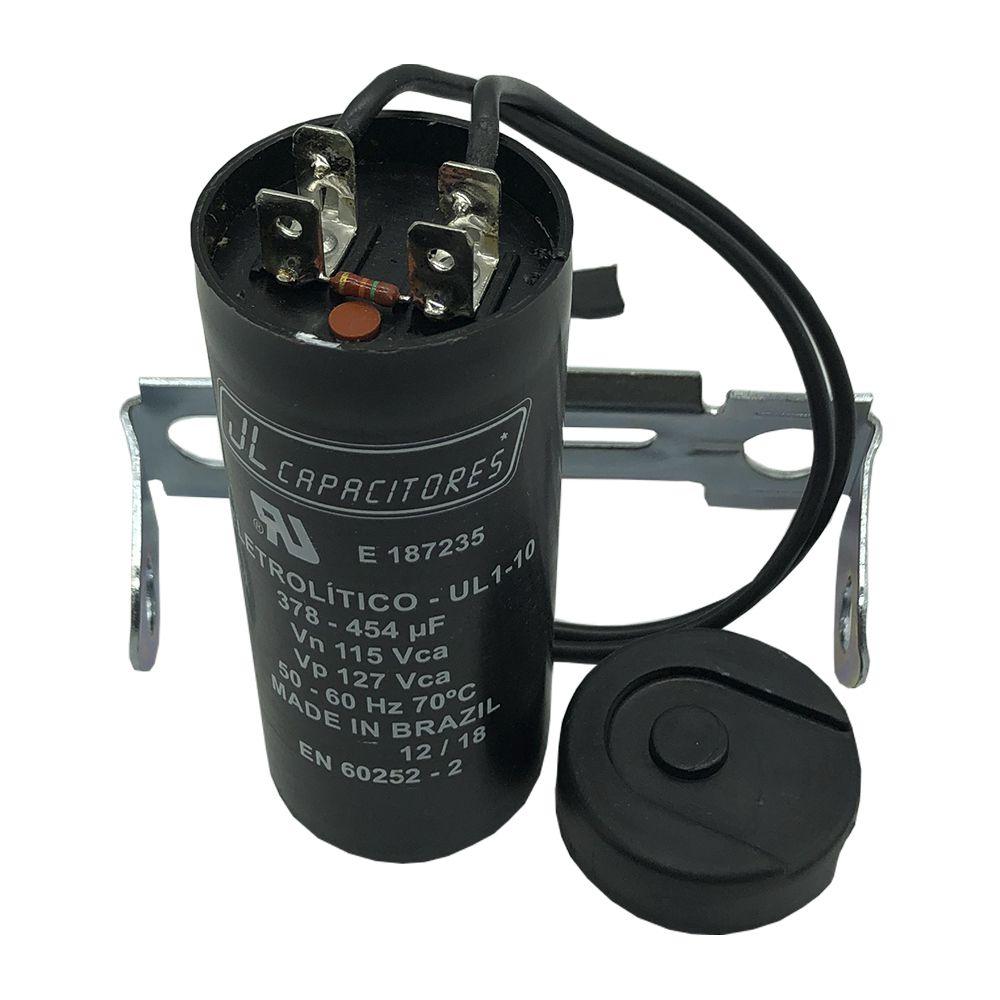 Capacitor Embraco 127V 020104C265