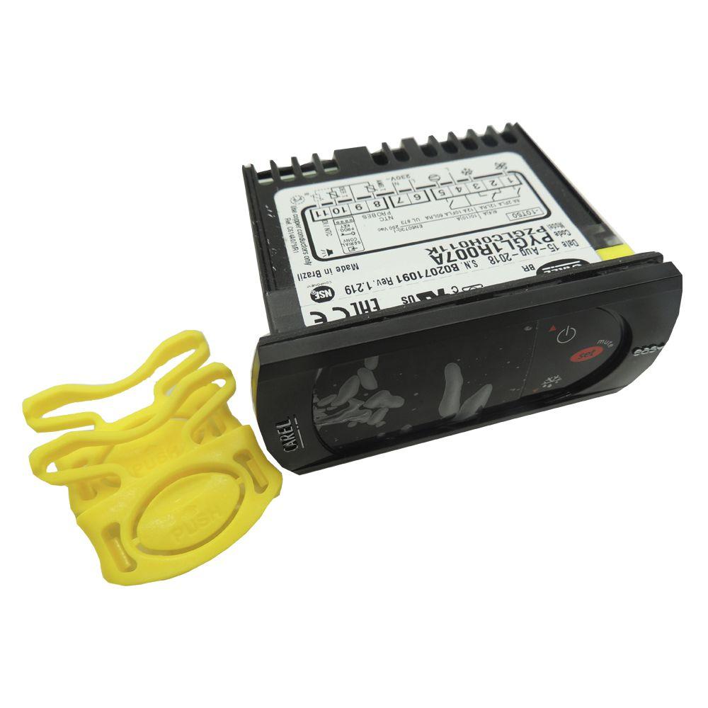 Controlador de temperatura CAREL PYGL 008336.01