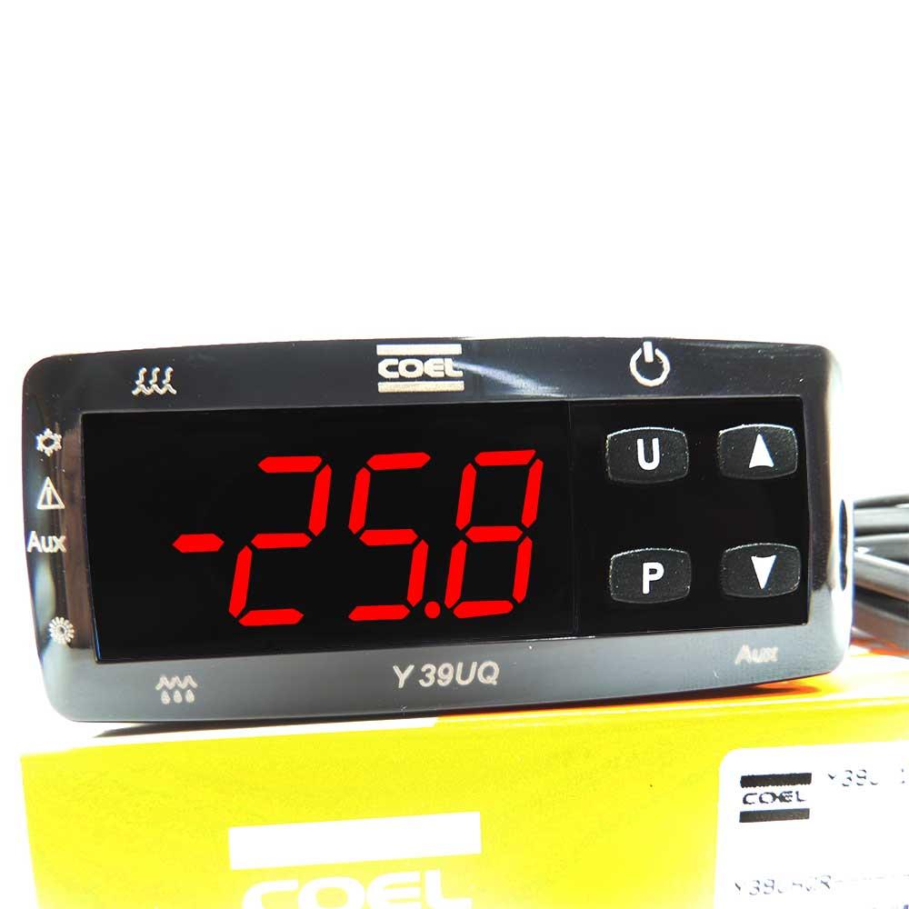 Controlador de temperatura para chocadeira, Incubadora Y39UHQR Coel