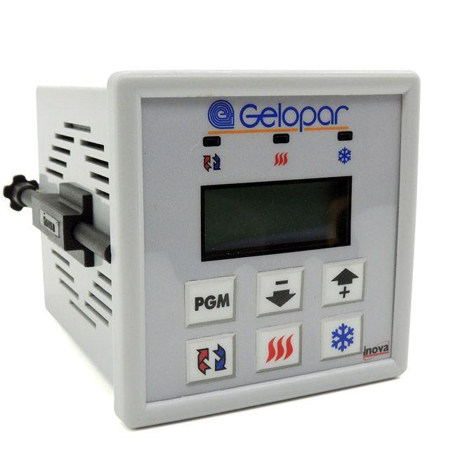 CONTROLADOR INV-54101 75x75 127V/220V-50/60Hz LOJA