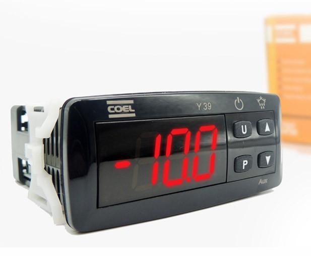 Controlador para refrigeração  Y39  (SUBST TC900) COEL