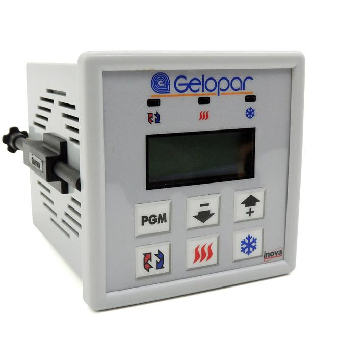 Controlador  para termopão INV-54101 75x75 127V/220V-50/60Hz LOJA