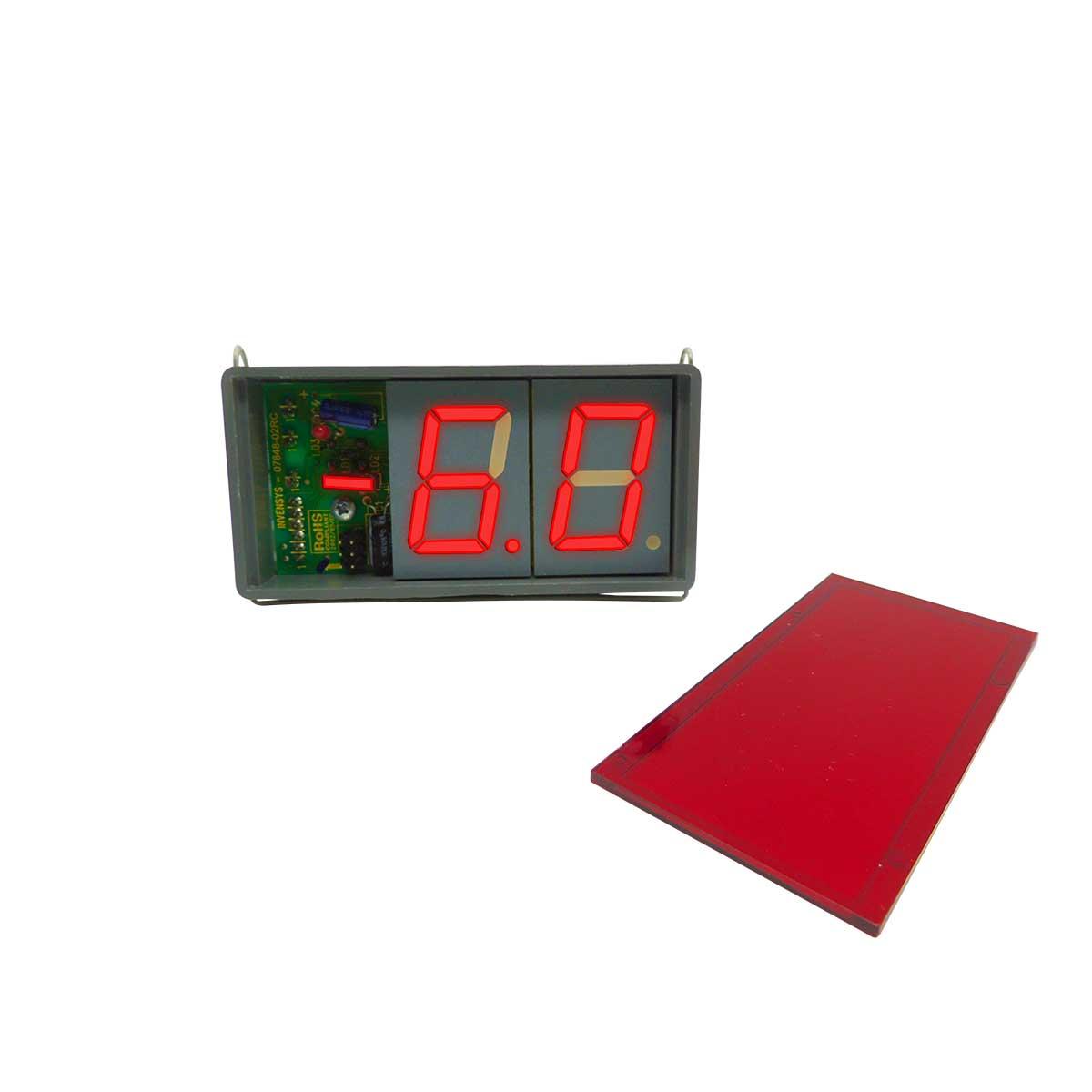 Display controlador cervejeira Metal frio  127/220 020104M021