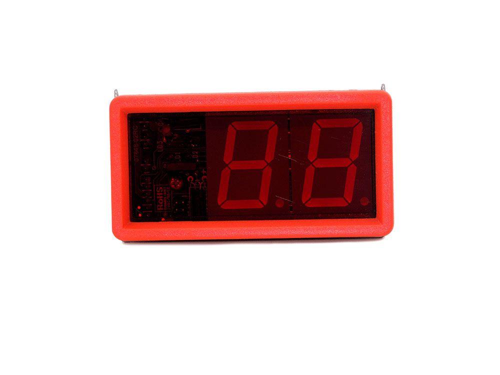 Display controlador de temperatura cervejeira metalfrio  020104M050