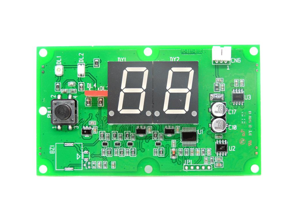 Display controlador geladeira / cervejeira Imbera3054367