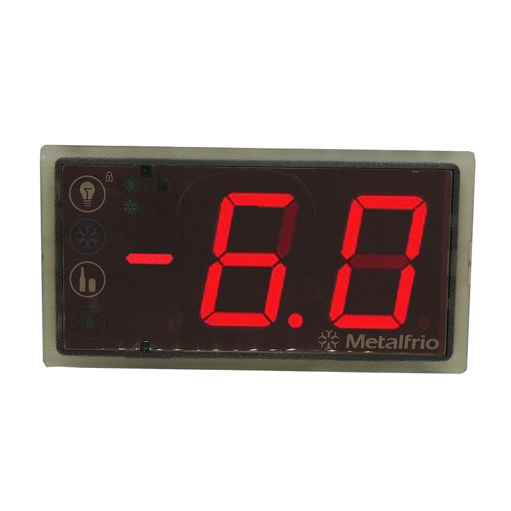 Display placa de controle cervejeira metal frio  VN28FE 020204D013