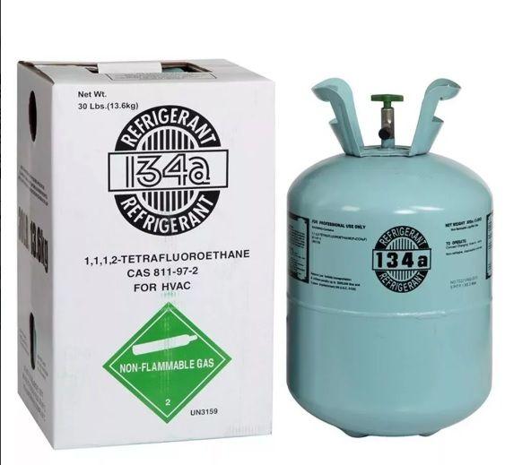 Gás refrigerante R-134a EOS Botija 13,6 KG