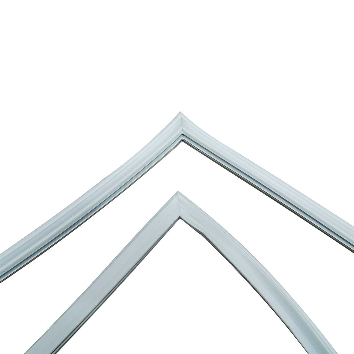GAXETA METALFRIO VN28T 50,5x152 perfil interno 020207G091