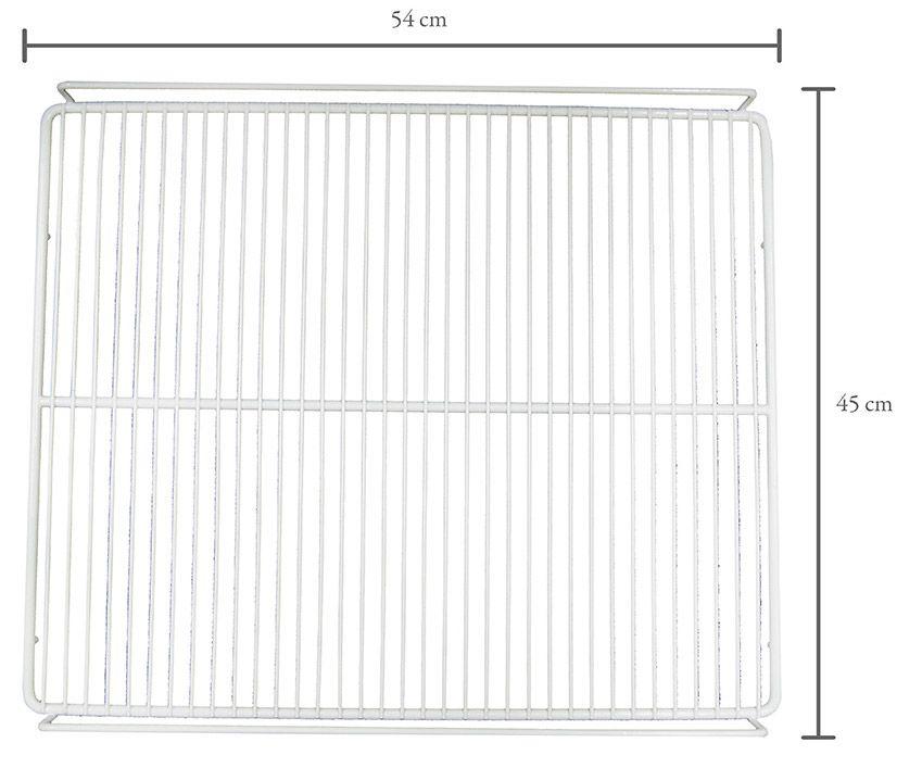 Grade prateleira  gelopar GRBA450 45,4 X 54,4