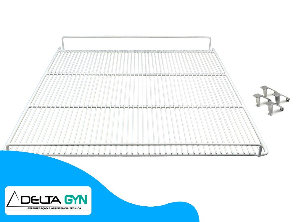 Grade prateleira Metalfrio VN50, VRF565, GTPC575 020202G120