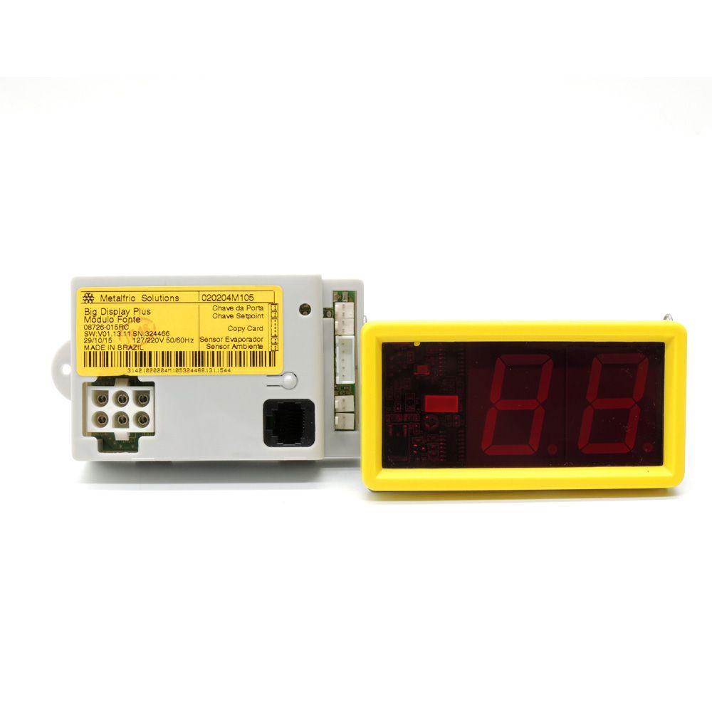 Kit controlador para geladeira/ cervejeira bivolt 020204M105