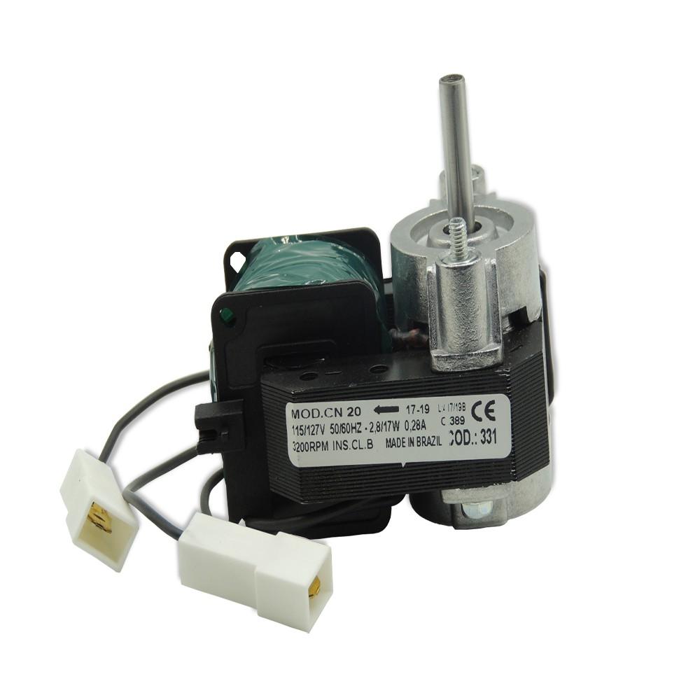 Micro Motor Gelopar CN20 1/100 127V ROTAÇÃO INVERSA Elco 331