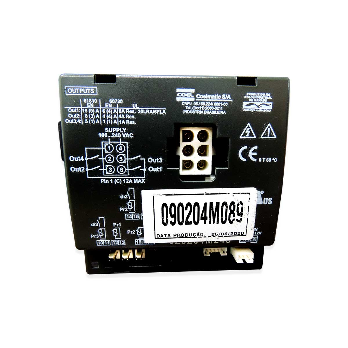 Módulo Controlador Beer Maxx B05H VN28T 2020 090204M089