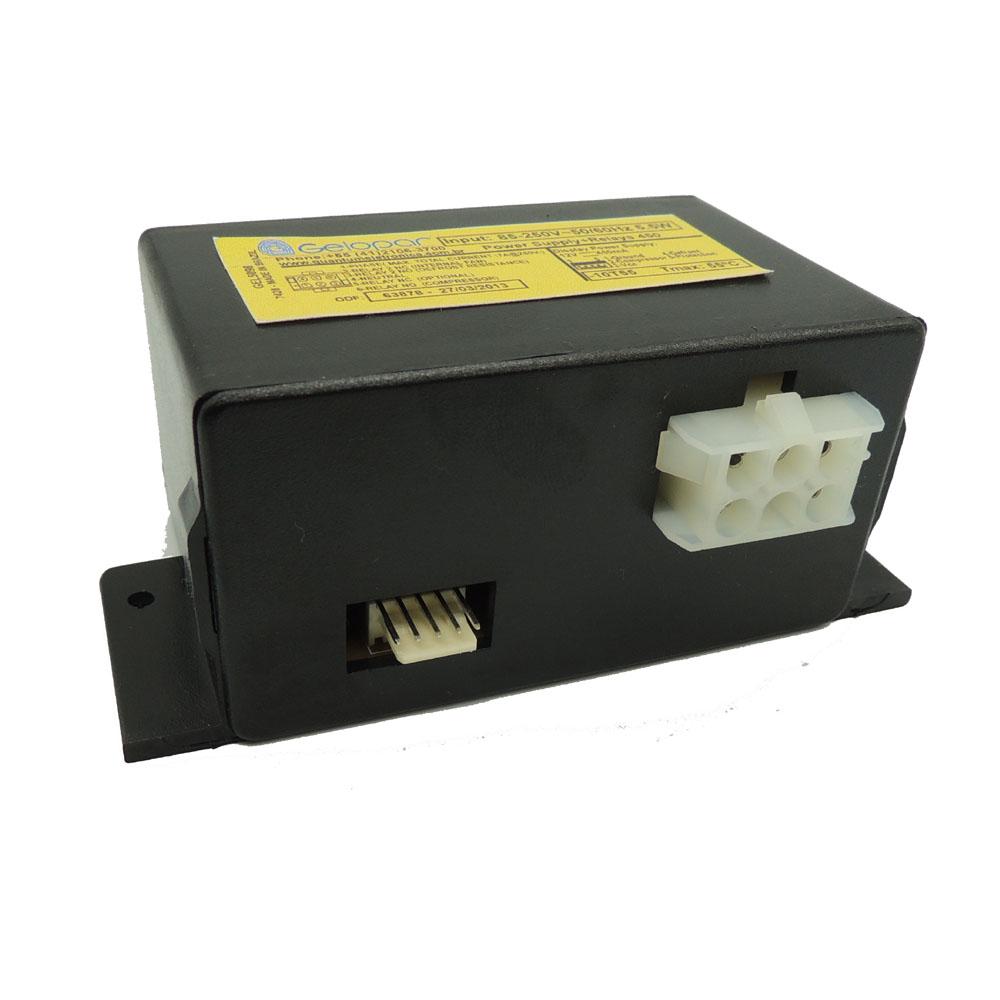 Modulo controlador Cervejeira Gelopar antigo Bivolts 020104m012