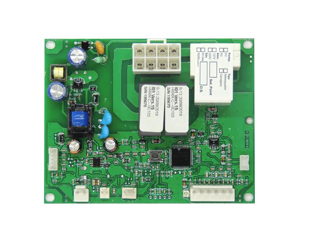 Modulo controlador Cervejeira Imbera S/ Regulagem 127V 3055067