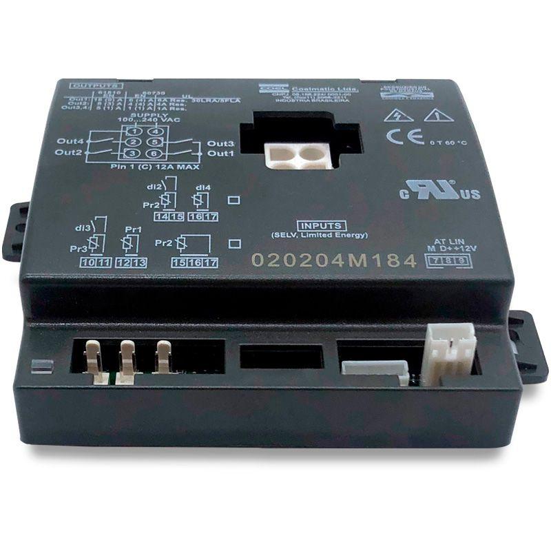 Modulo Controlador Metal frio Coel Slim BIVOLT VN 020204M184