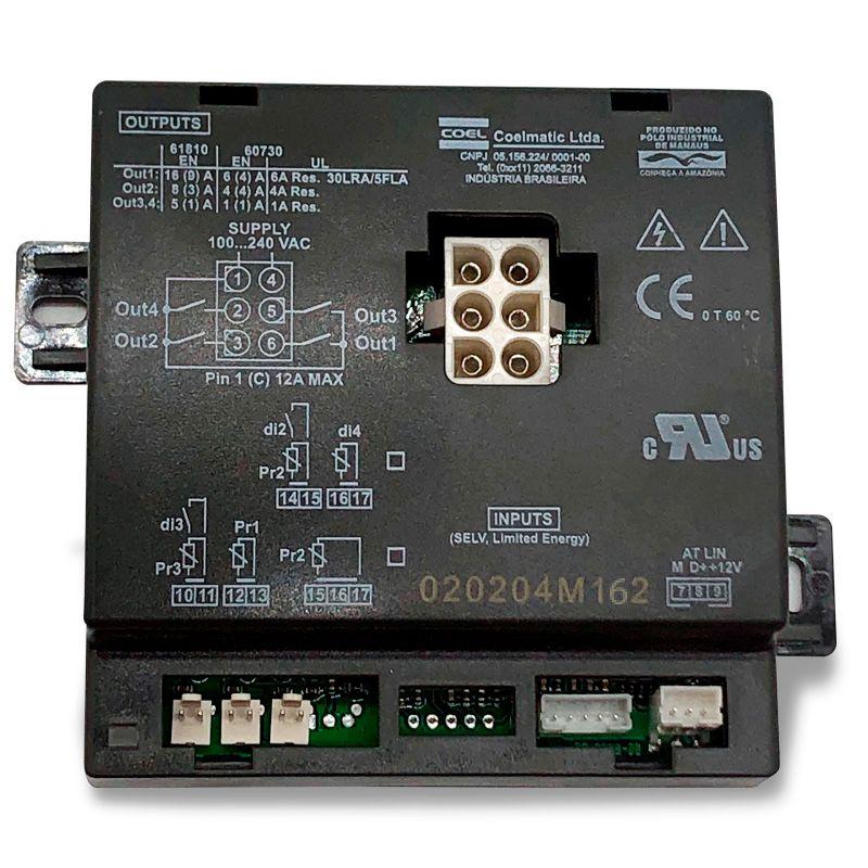 Modulo Controlador Metal frio Coel VN44 R290 020204M162