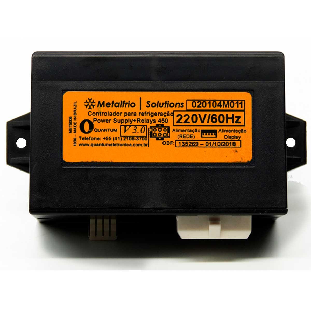 Modulo Controlador Quantum 020104M011