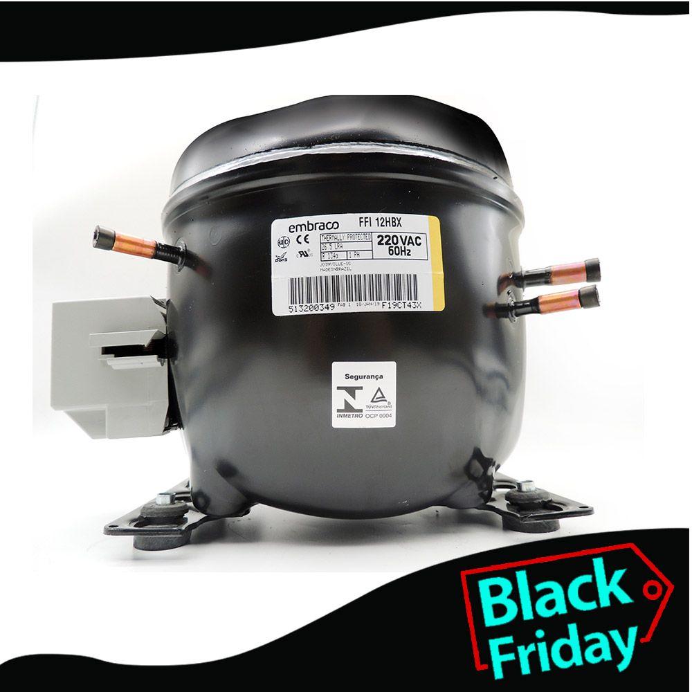 Motor / compressor Embraco FFI 12 HBX 110V / 60HZ 1/3+ 020113C483