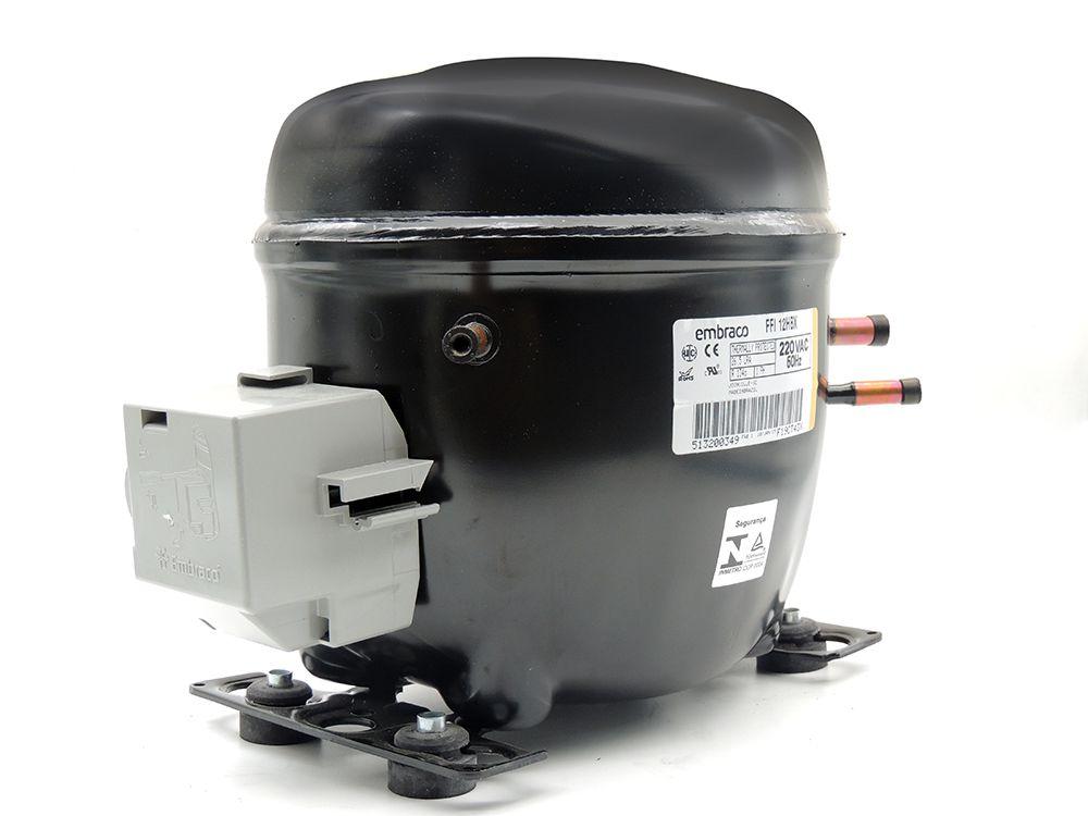 Motor / compressor Embraco FFI 12 HBX 220V/60HZ 1/3+ 020113C484