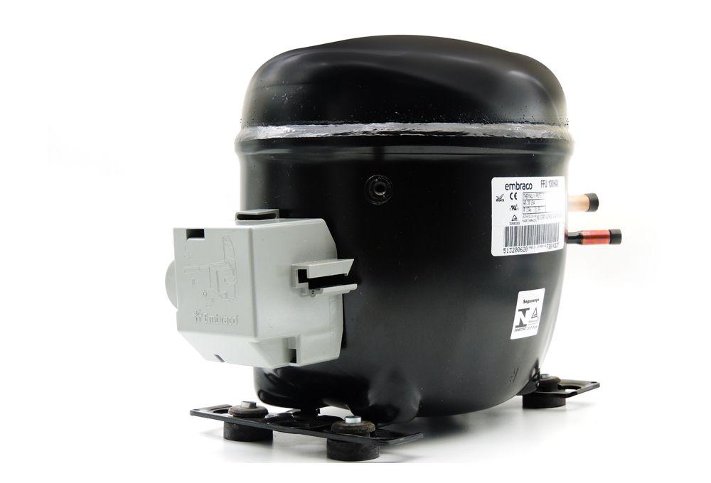 Motor de Geladeira / Compressor Embraco  1/3+FFU130HAX 220V 020113C558