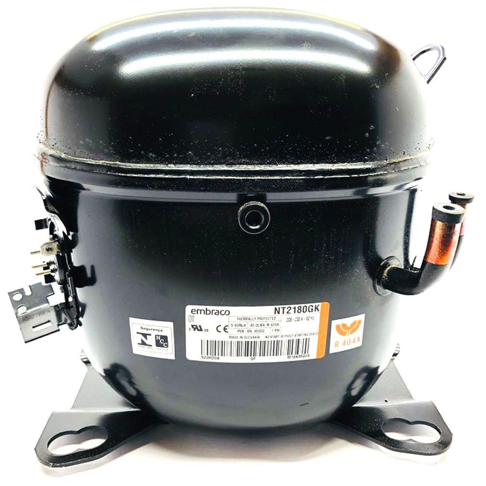 Motor de Geladeira / Compressor Embraco Aspera  NT2180GK 220V 60HZ 008209.01
