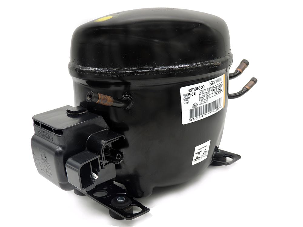 Motor de Geladeira / Compressor Embraco  EGAS100HLR 220V 020213C019