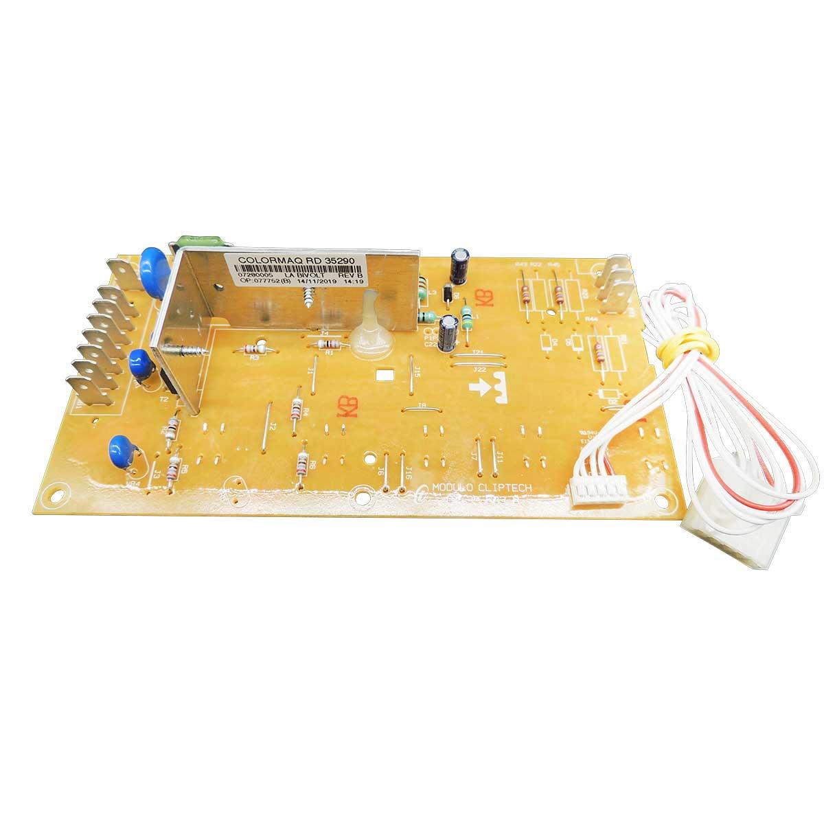 Placa Eletrônica Original para Lavadoras Colormaq  LCA11KG Bivolt 07280.005.1