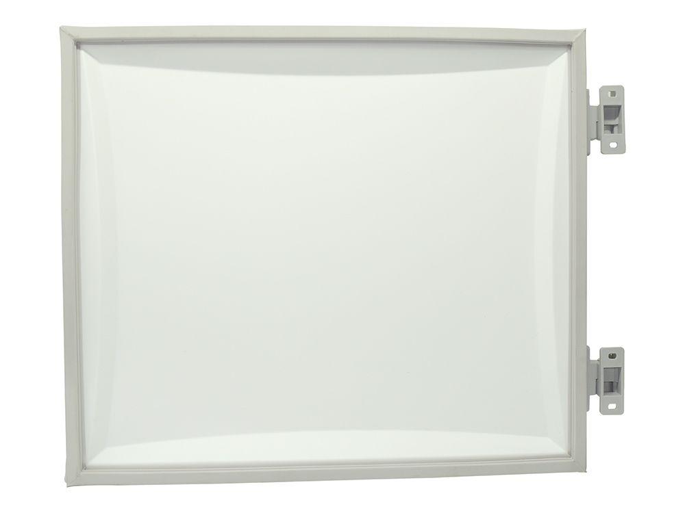 Porta para balcão expositor Gelopar esquerda  cinza  44X38 005822.02