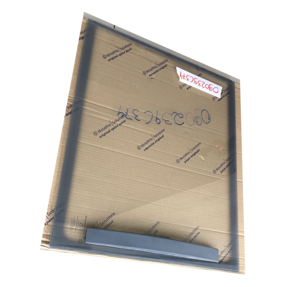 Tampa de Vidro freezer metalfrio 56,1 x 66,2 NF30 090239C374