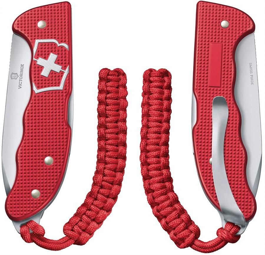 Canivete Hunter Pro Alox Vermelho  - DOTEC SHOP