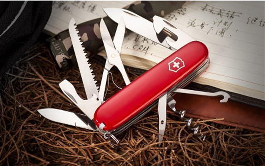 Canivete Huntsman 15 Funções  - DOTEC SHOP