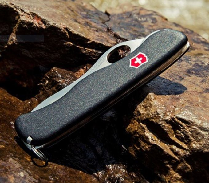 Canivete Sentinel One Hand Clip Preto  - DOTEC SHOP