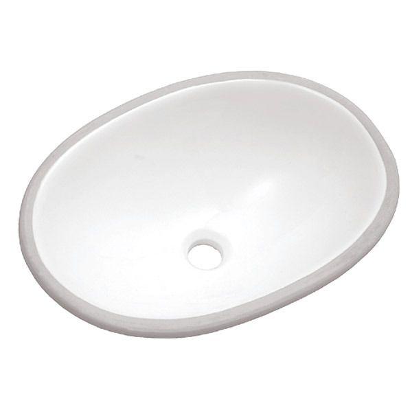 Cuba de embutir Oval  Pequena