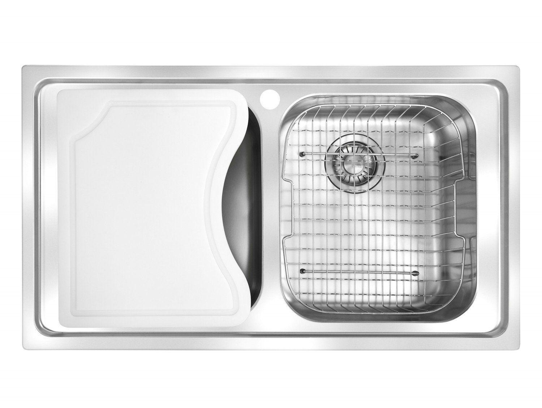 Cuba Dupla Smart SRX620 Franke com acessórios  - DOTEC SHOP